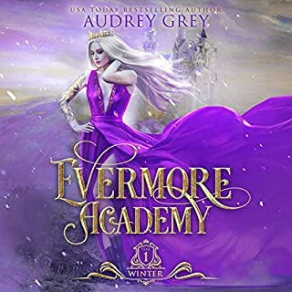 Evermore Academy: Winter cover art