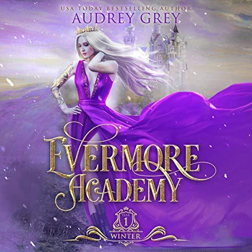Evermore Academy: Winter cover art