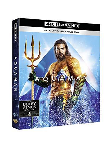 Aquaman (4K Ultra Hd+Blu-Ray) [Blu-ray]