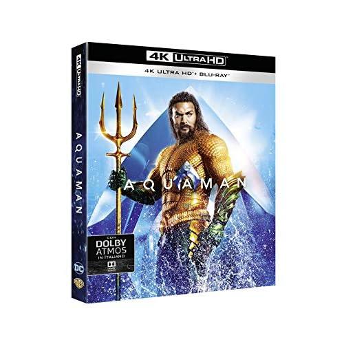 Aquaman (4K Ultra HD + Blu-Ray)