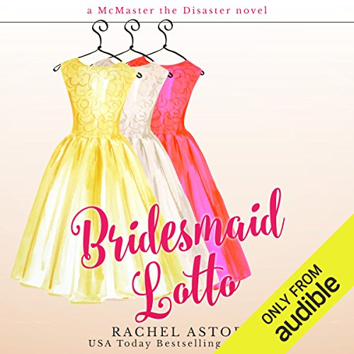 Bridesmaid Lotto audiobook cover art