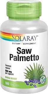 Solaray Saw Palmetto Berry 580mg | 180 VegCaps