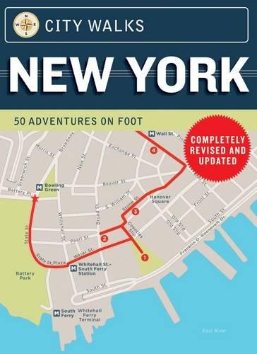 City Walks New York: 50 Adventures on Foot