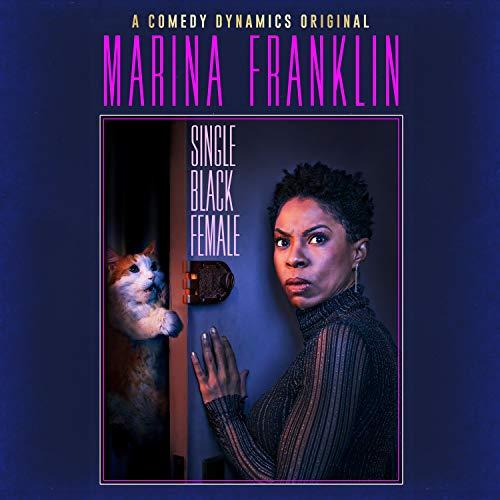 Marina Franklin: Single Black Female audiobook cover art