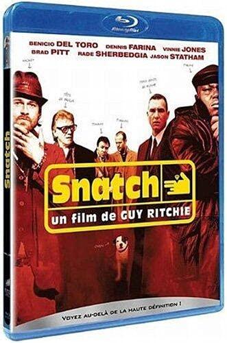 Snatch-Tu Braques ou tu raques [Blu-Ray]