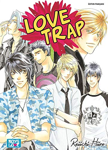 Love Trap - Livre (Manga) - Yaoi