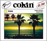 Cokin P006 Filtre carré Jaune / vert (Import Royaume Uni)