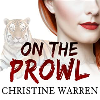 On the Prowl audiobook cover art
