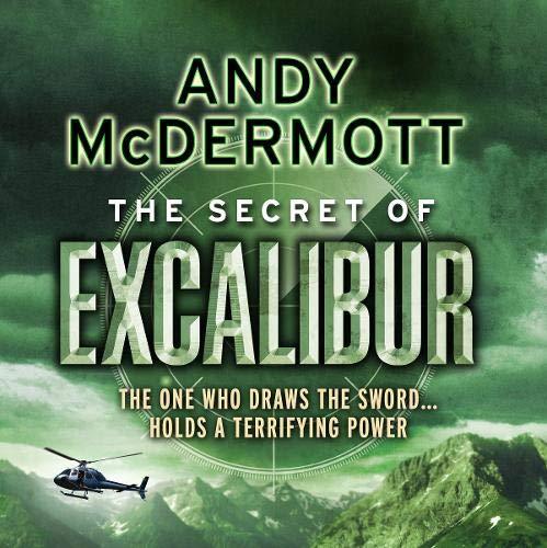 The Secret of Excalibur cover art