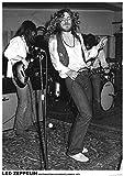 Led Zeppelin Poster Southampton University March 1971