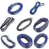 Joy MacPherso 4 Pin Verlängerungskabel-Anschlusskabel for RGB LED Streifen-Lichter Licht-Streifen (Größe : 10M)