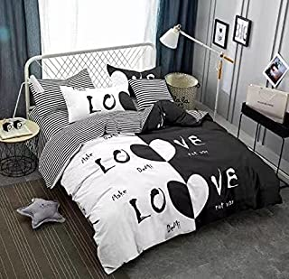 Starstorm_6 Pieces King Size Fitted Bed Sheet Set_Royal Chex Design (Click above on Starstorm for more designs)