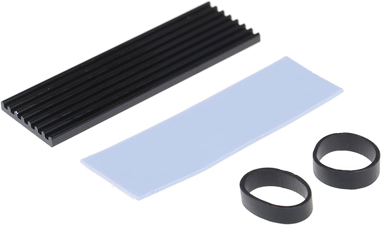 BINMIHU Thermal Pad 1set Regular discount Cooling Aluminum Heatsink trust Pure