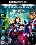 Avengers Assemble [4K UHD + Blu-ray]
