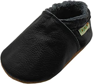 Baby Soft Sole Shoes Genuine Leather First Walker Infant Toddler Moccasins