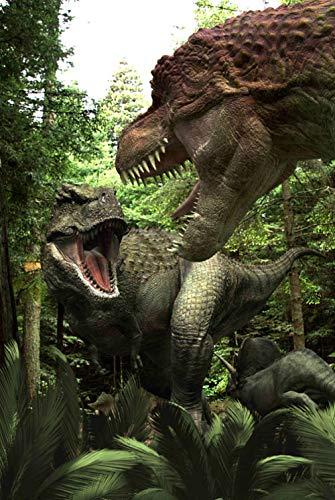 eligjhf 1500-delige puzzel [Division] dinosaurus volwassen creatieve moeilijke stress vrijgave speelgoed 87,5 x 57,5 cm