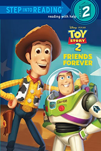 Friends Forever (Disney/Pixar Toy Story) (Step into Reading)の詳細を見る