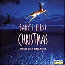 Baby's First Christmas - Music Box Lullabies