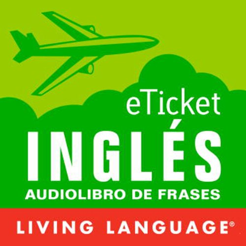 eTicket Ingles audiobook cover art