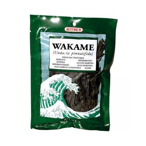 Alga Wakame Japón 50 gr de Mitoku