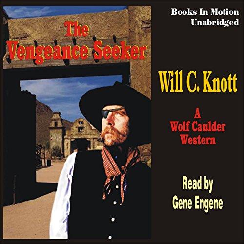 The Vengeance Seeker audiobook cover art