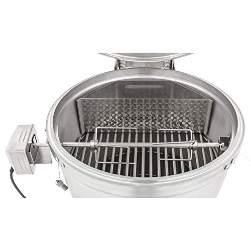 Review Of Blaze Rotisserie Kit for Kamado Grill (BLZ-KMDO-ROTIS)
