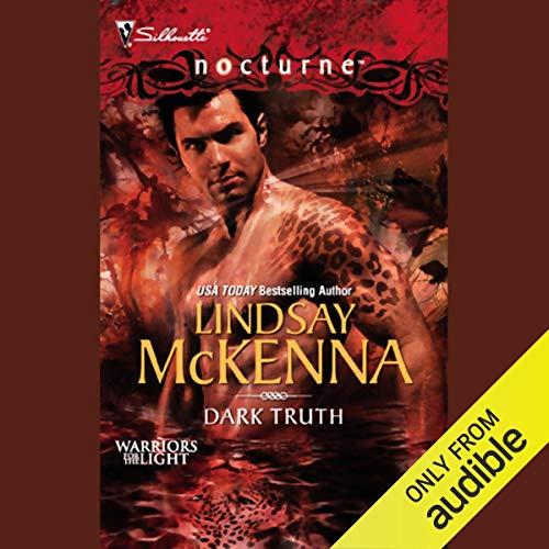Dark Truth audiobook cover art