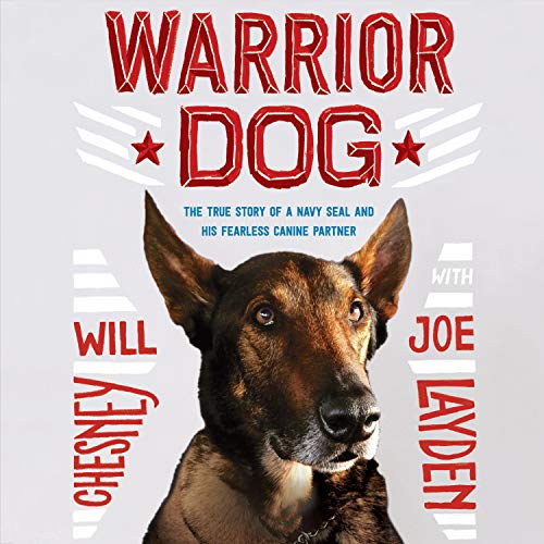 Warrior Dog (Young Readers Edition) audiobook cover art