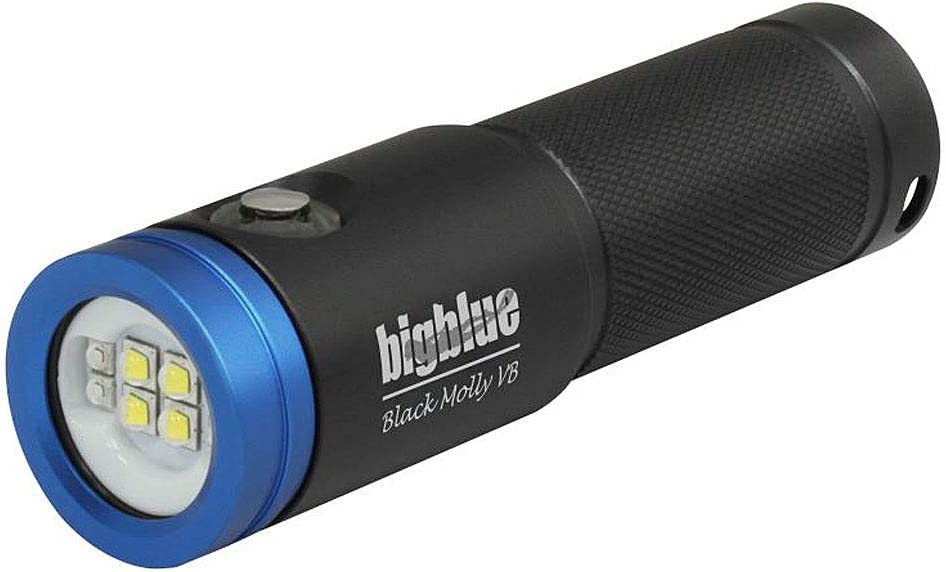 Max 80% OFF BigBlue Ranking TOP2 2600 Lumen Extra Wide Video Mode Blue w Light Color