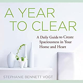 A Year to Clear audiobook cover art
