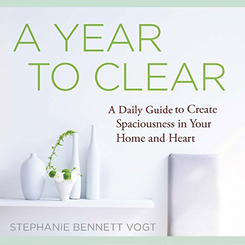 A Year to Clear cover art