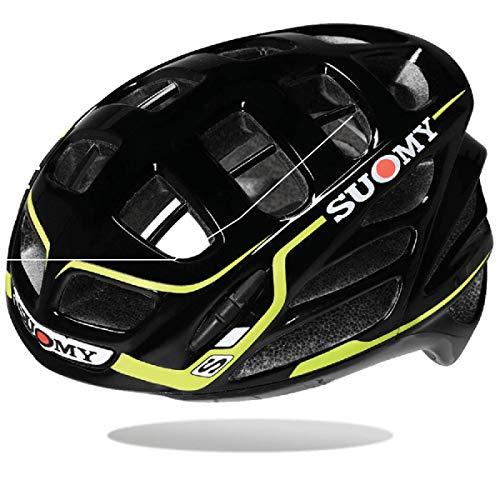 SUOMY SR Sport - Casco para Moto Integral, Multicolor (Stars Orange), M