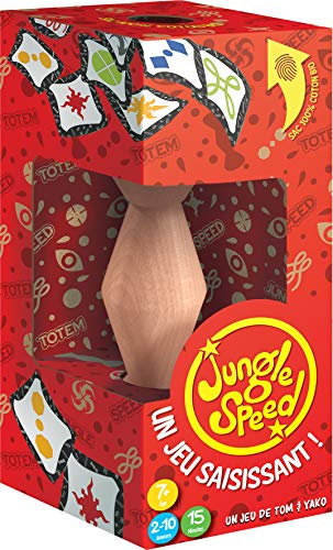 Jungle Speed Eco Design Asmodee - Juego de mesa para juegos de...