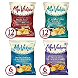 Miss Vickie's Potato Chips Variety Preferees 36x24g {Imported from Canada}