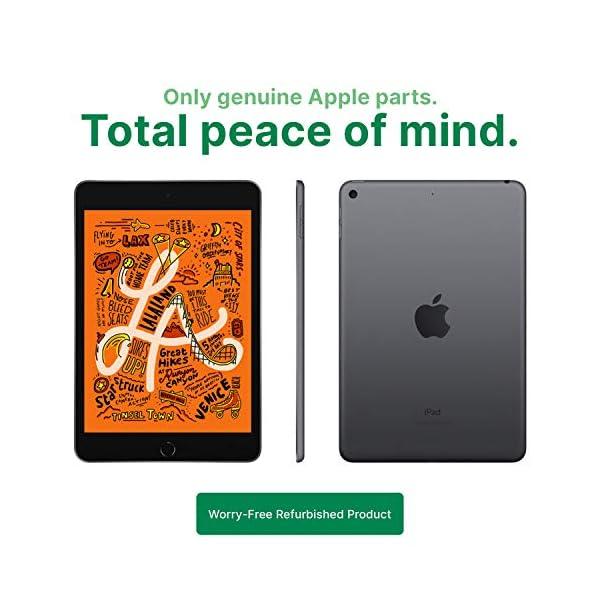 "Apple iPad Mini | 7.9"" | 5th GEN | WI-FI | 64GB | Gray | 2019 | (Renewed) 3"