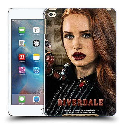 Head Case Designs Officially Licensed Riverdale Cherry Blossom 1 Graphics 2 Hard Back Case Compatible with Apple iPad Mini 4
