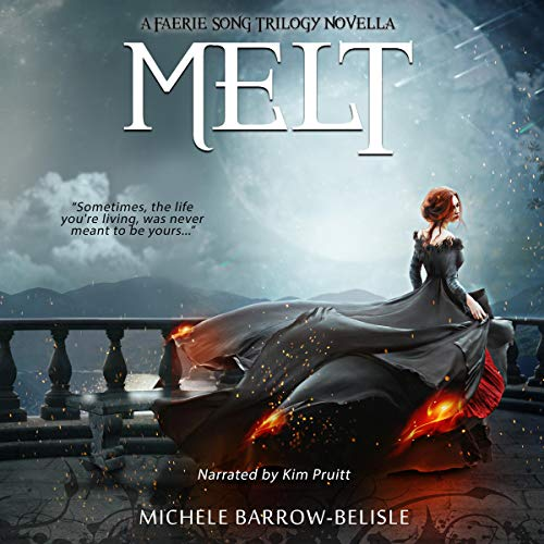 Melt audiobook cover art