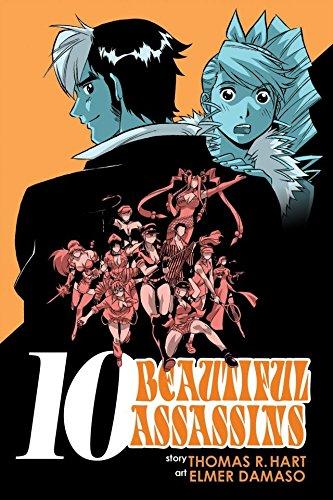 10 Beautiful Assassins Vol. 1 (English Edition)