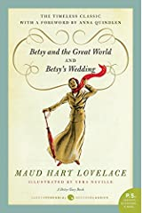 Betsy and the Great World/Betsy's Wedding: Betsy-Tacy Series (P.S.) Paperback