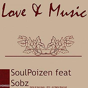 Love & Music (feat. Sobz)