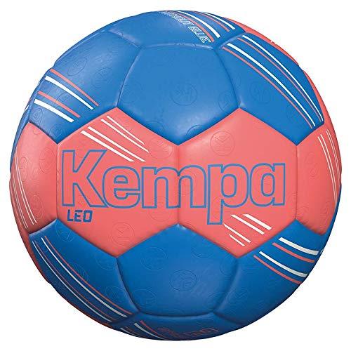 Kempa Leo Handball, Fluo rot/kempablau, 0