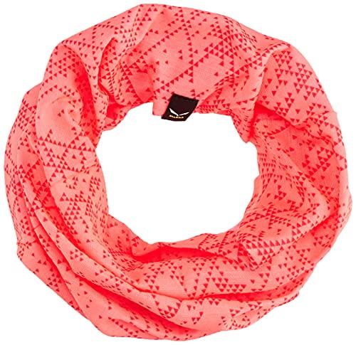 Salewa Unisex Icono Fluo Headband Stirnbänder, fluo coral 2, UNI58