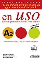 Competencia gramatical En Uso: Libro + CD - English version A2