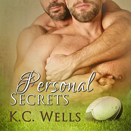Personal Secrets audiobook cover art