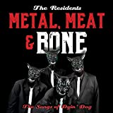Metal,Meat & Bone (2cd+Hardback Book)