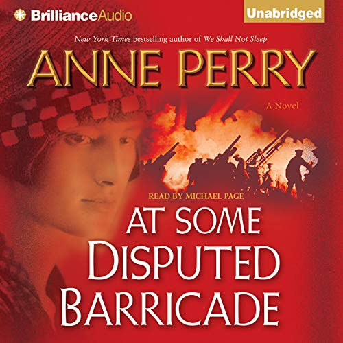 At Some Disputed Barricade audiobook cover art