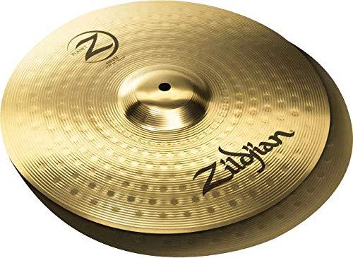Zildjian PLZ14PR Hi-Hat Pair Cymbal, 14-Inch