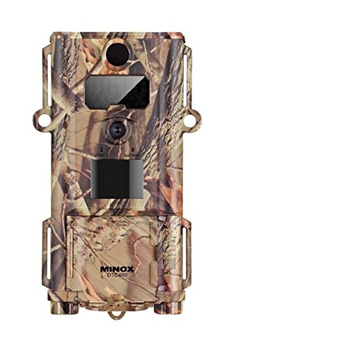 MINOX DTC 400 SLIM Wildkamera und Überwachungskamera