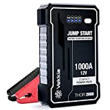 Best Car Battery Boosters - Vekkia Portable Lithium Car Jump Starter Power Pack Review