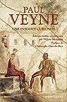 Une insolite curiosité par Veyne